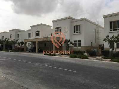 3 Bedroom Villa for Rent in Al Ghadeer, Abu Dhabi - Villa 3+1  with Direct Park access