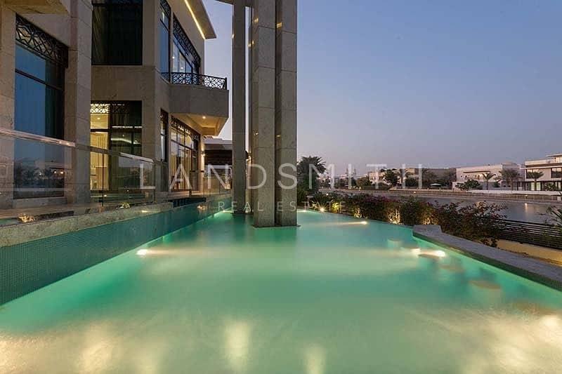 2 First Class Elite Luxury Mansion
