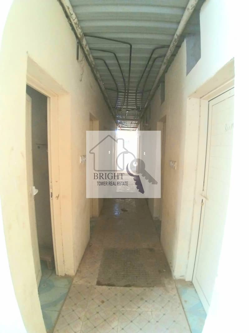10 Labour Camp For Rent In Mazyed Al Ain