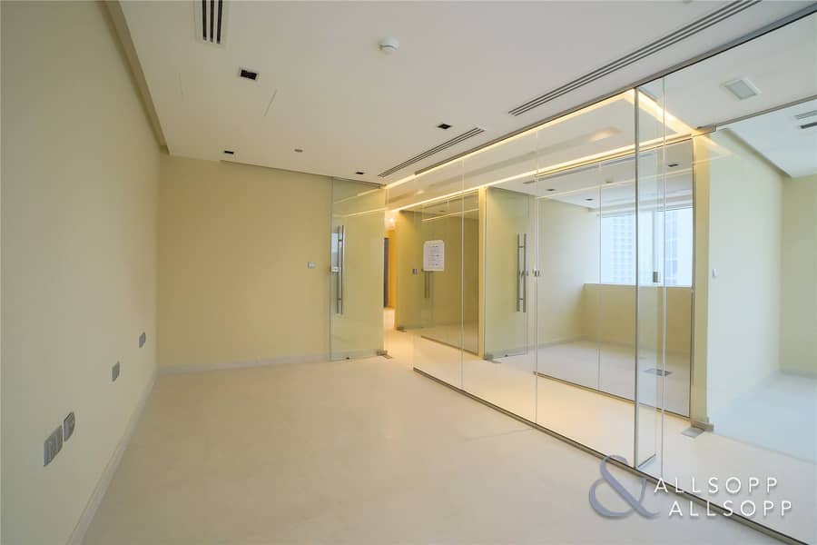 2 Pantry/Washroom | Corner Office | Burj Views