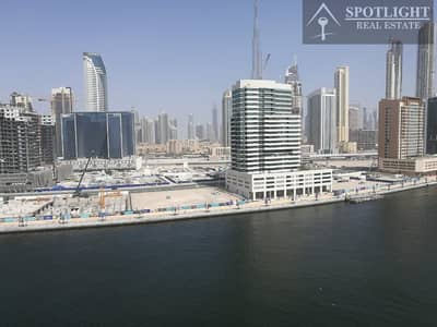 1 Bedroom Flat for Rent in Business Bay, Dubai - 1 Bedroom | Full Canal View | for rent | Hamilton Residency