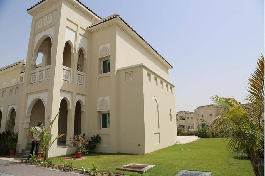 1 Furjan Villa 4-Bedroom Qurtaj phase 2