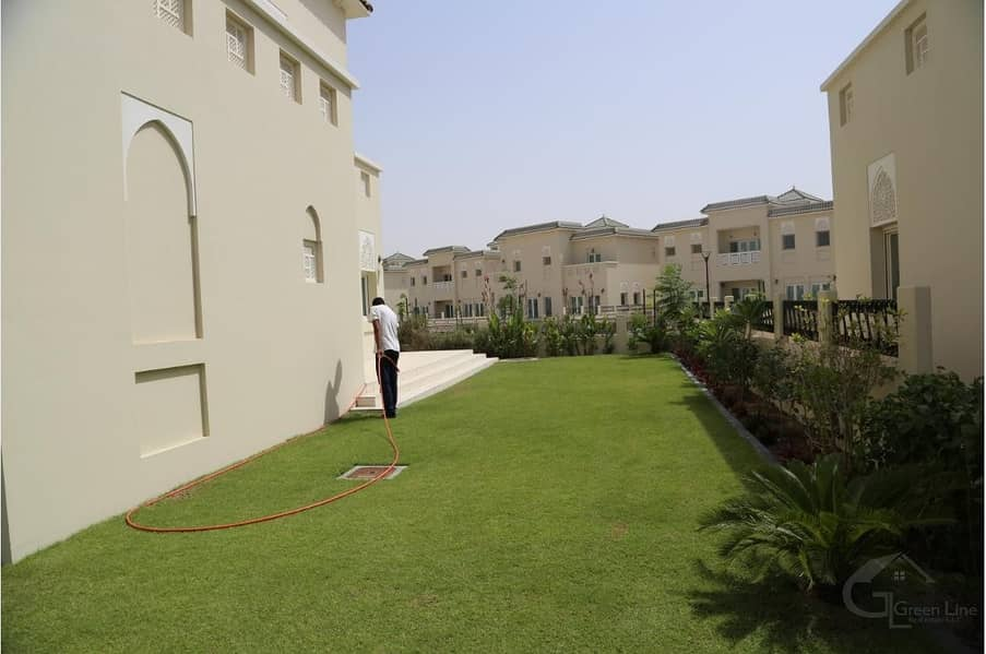 2 Furjan Villa 4-Bedroom Qurtaj phase 2