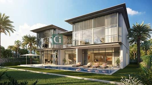 فیلا 6 غرف نوم للبيع في دبي هيلز استيت، دبي - Superb Location | Golf Course View | Resale