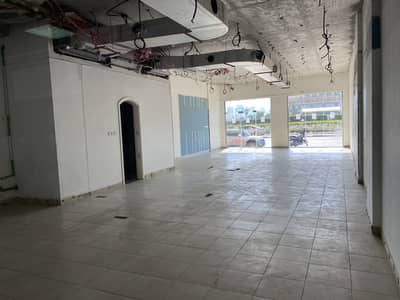 Great Location |Road Facing Shop | Opposite Iranian Hospital