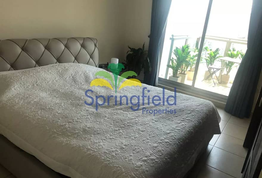 On High Floor | Pool View | Partial Furnished