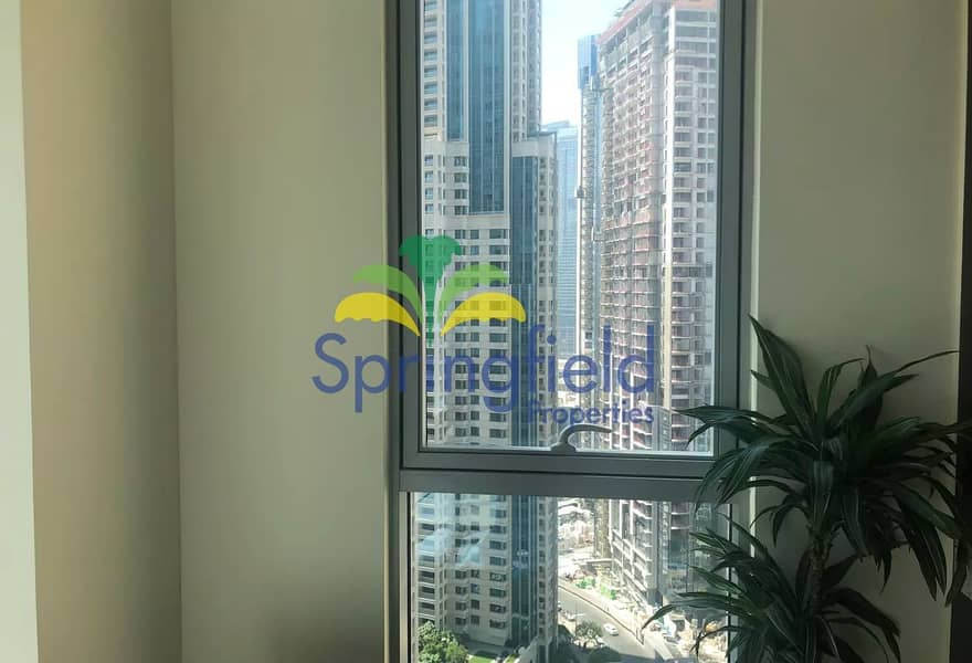 14 On High Floor | Pool View | Partial Furnished
