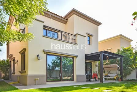 4 Bedroom Villa for Sale in Arabian Ranches 2, Dubai - Single Row | Type 2 | 4 Bedrooms + Maids