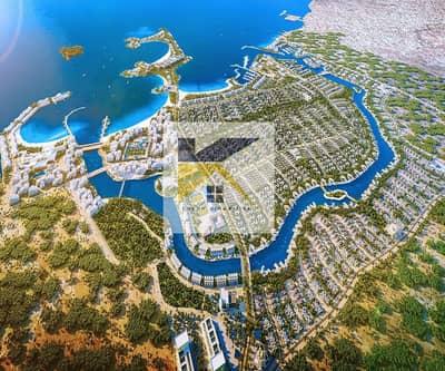 ارض سكنية  للبيع في غنتوت، أبوظبي - Beach front plot in Ghantoot for sale