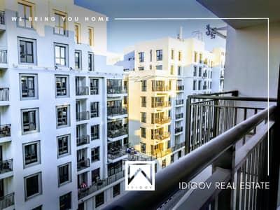 شقة 2 غرفة نوم للايجار في تاون سكوير، دبي - Best Deal | Specious Flat | Very Bright