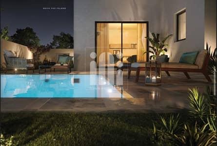 4 Bedroom Villa for Sale in Yas Island, Abu Dhabi - Luxurious Single Row 4SB| Duplex 4 Bedroom