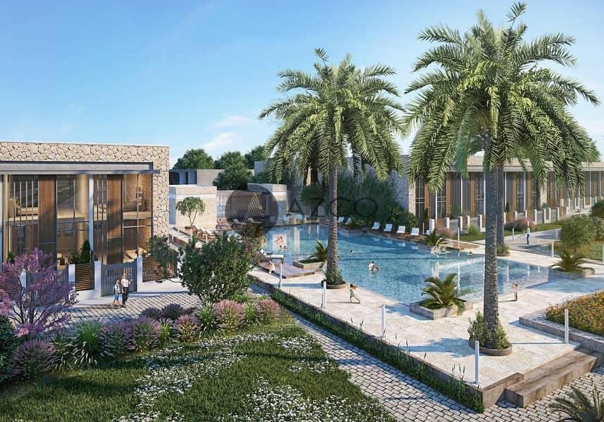2 2 BR Loft Townhouse | Near Global Village | Ready in 2022