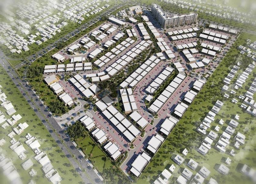 10 2 BR Loft Townhouse | Near Global Village | Ready in 2022