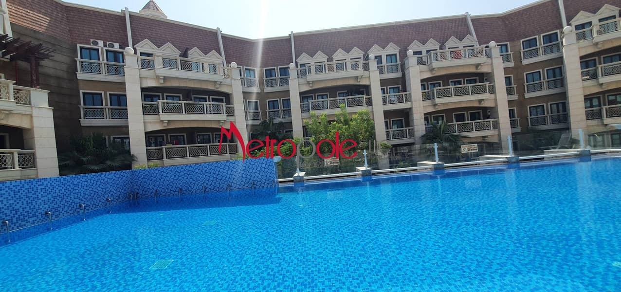 2 Vacant | Layout of 1BR | Very Good Condition
