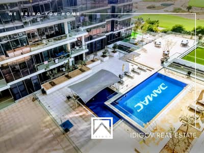 2 Bedroom Flat for Rent in DAMAC Hills (Akoya by DAMAC), Dubai - AMAZING VIEW  | Very Bright | Best Layout