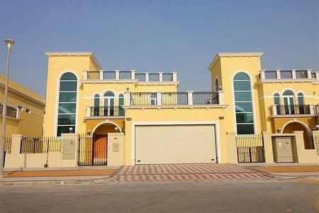 فیلا 4 غرف نوم للايجار في جميرا بارك، دبي - Huge 4bed villa with Terrace in JP
