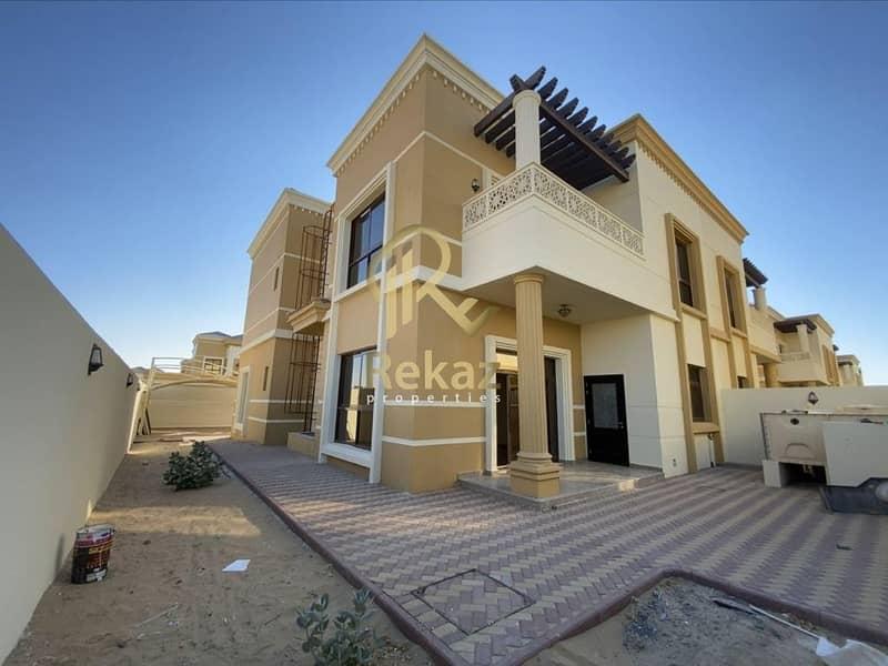 4 BR villa for sale in sharja