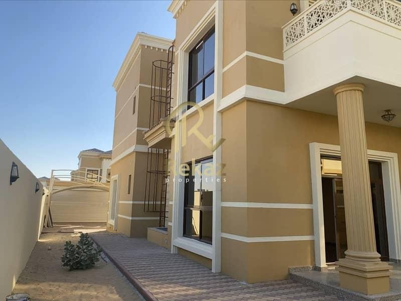 10 4 BR villa for sale in sharja