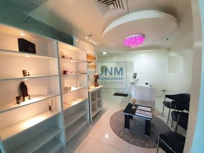 مکتب  للبيع في أبراج بحيرات الجميرا، دبي - Fitted Office Space At HDS Tower