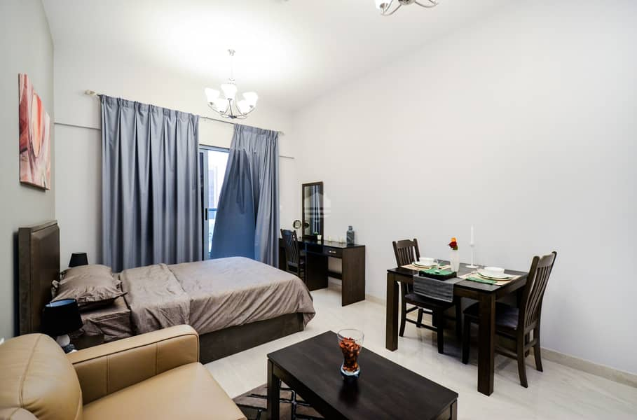 Brand New |  Fully furnished | Pay 50% | Move in