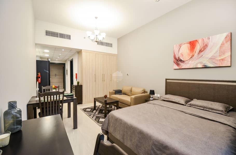 2 Brand New |  Fully furnished | Pay 50% | Move in