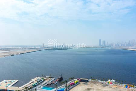 2 Bedroom Flat for Rent in The Lagoons, Dubai - Full Creek and Marina View | Investor Deal