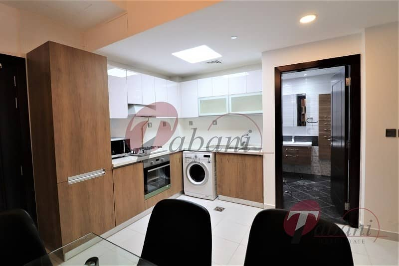 2 Brand new |Fully Furnished |Convertible 2nd BR