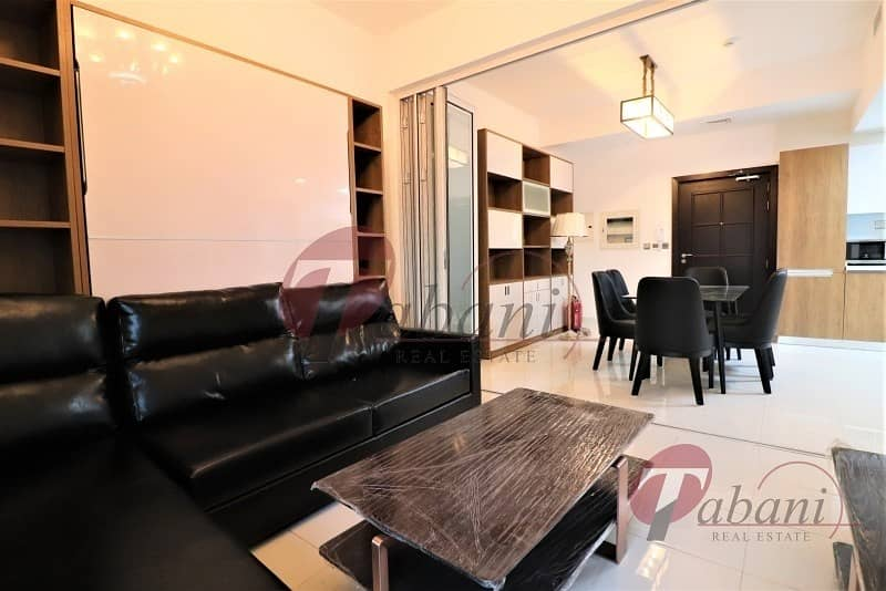 12 Brand new |Fully Furnished |Convertible 2nd BR