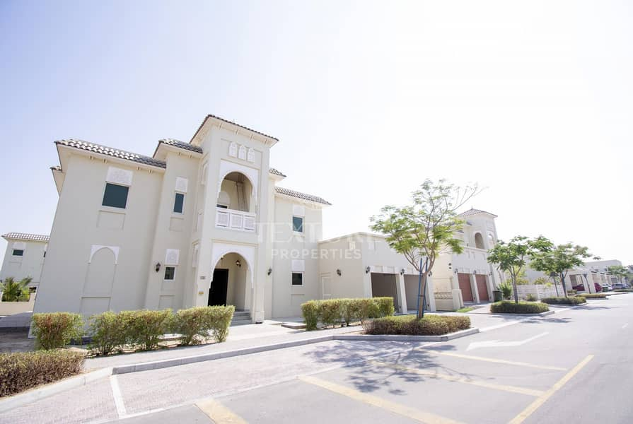 26 5 Yrs Payment Plan | Brand New & Ready | Only 4 Bed Villa in Al Furjan