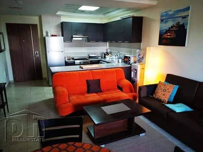 شقة 1 غرفة نوم للايجار في مثلث قرية الجميرا (JVT)، دبي - Immaculate |  Modern |  Beautiful Finish