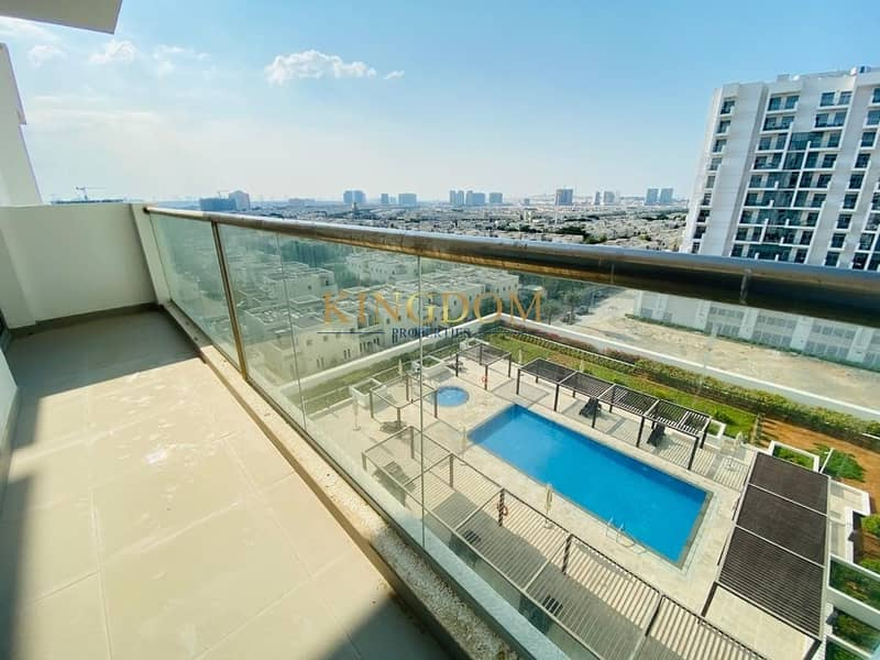 2 Pool View | 1BR | Chiller Free| Candace Acacia