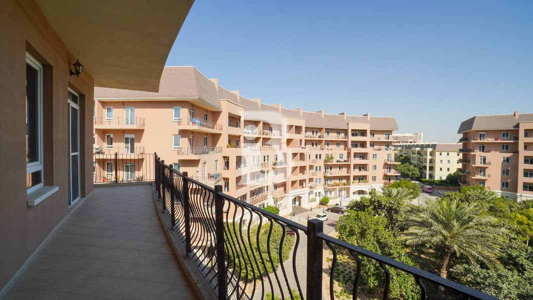 Charming 1 BHK Dickens Circus1 MotorCity