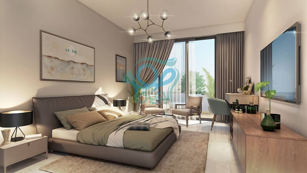 Fully Furnished Apartment with 8% ROI Guaranteed   5 Years Payment Plan