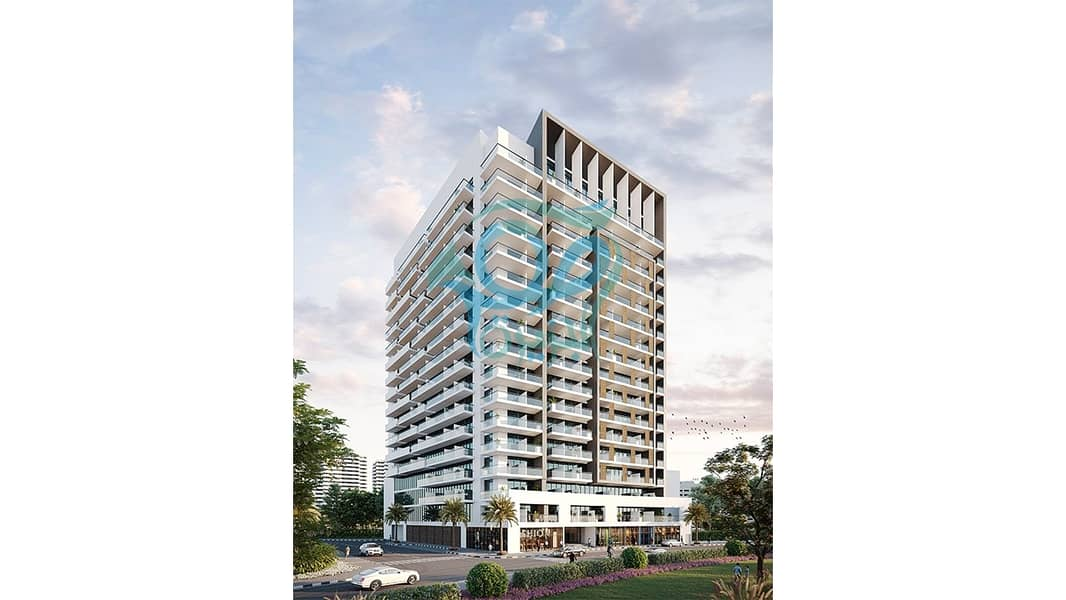 6 Fully Furnished Apartment with 8% ROI Guaranteed   5 Years Payment Plan