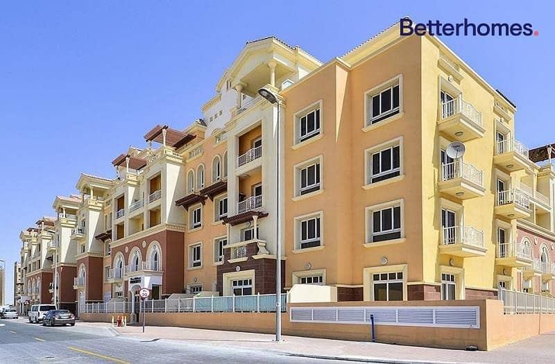 12 With Balcony | Unfurnished | Lower Floor