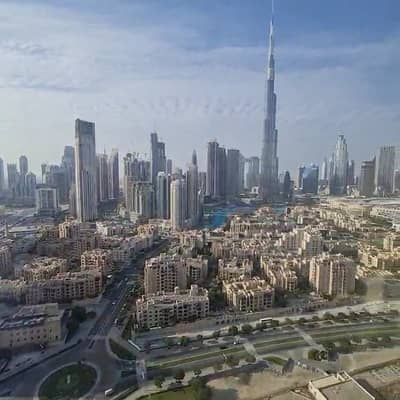 2 Bedroom Flat for Rent in Downtown Dubai, Dubai - One Month Free   Burj Khalifa   Fountain View