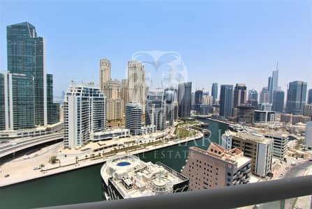 فلیٹ 4 غرف نوم للبيع في دبي مارينا، دبي - New On The Market | Panoramic Sea And Marina View