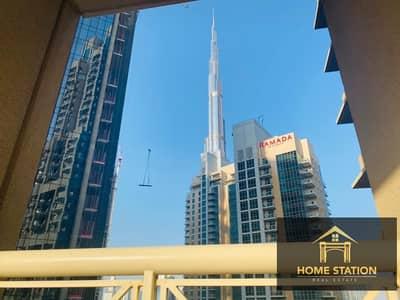 High Floor Spacious Apartment with Burj Khalifa and Fountain view