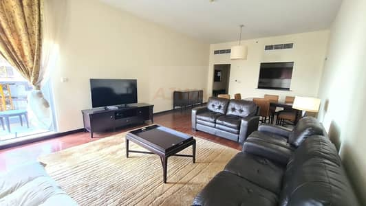 LAKE VIEW |  2BR + MAID | VACANT