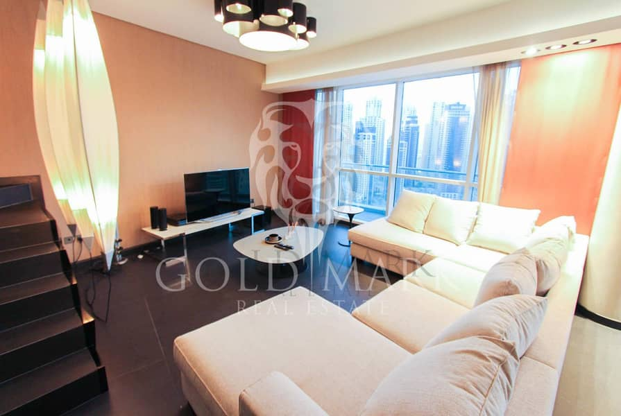 3 Level Penthouse | Furnished | Private Jacuzzi