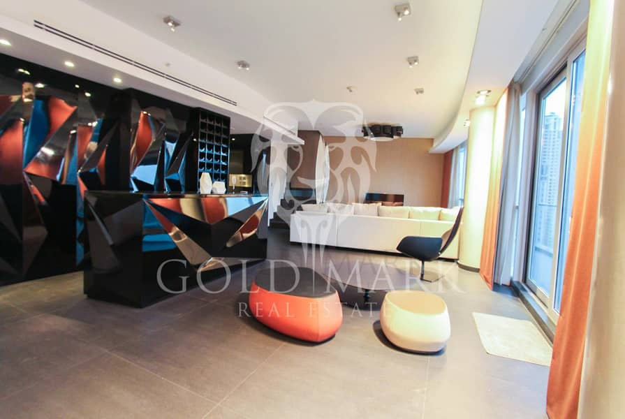 2 3 Level Penthouse | Furnished | Private Jacuzzi