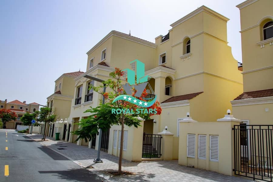12 Cozy Four Bedroom Recreation View Bayti Villa in Al Hamra village with family atmosphere