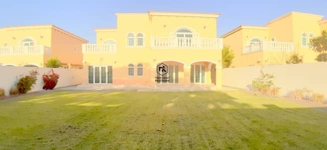 5 Bedroom Villa for Sale in Jumeirah Park, Dubai - TITANIC HUGE SIX BED ROOM WITH ASTONISHING VIEW OF NATUR BEAUTY