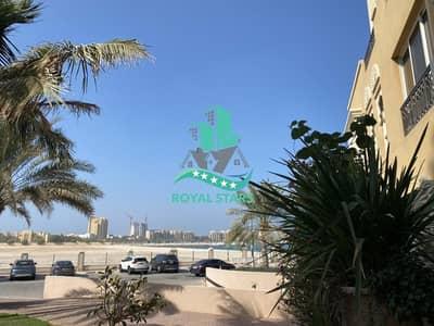 شقة 1 غرفة نوم للايجار في جزيرة المرجان، رأس الخيمة - Cozy One Bedroom Partial Sea View Apartment in the Bab Al Bahr Residences with friendly atmosphere
