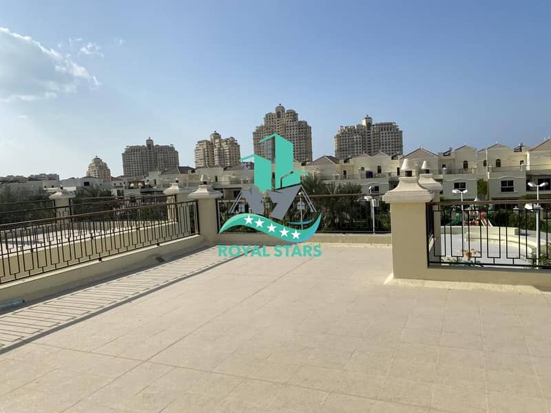 Cozy Four Bedroom Recreation View Bayti Villa in Al Hamra village with family atmosphere
