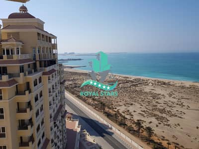 2 Bedroom Flat for Rent in Al Hamra Village, Ras Al Khaimah - Amazing Sea View Two Bedroom Apartment in the Royal Breeze Residence with Family Atmosphere