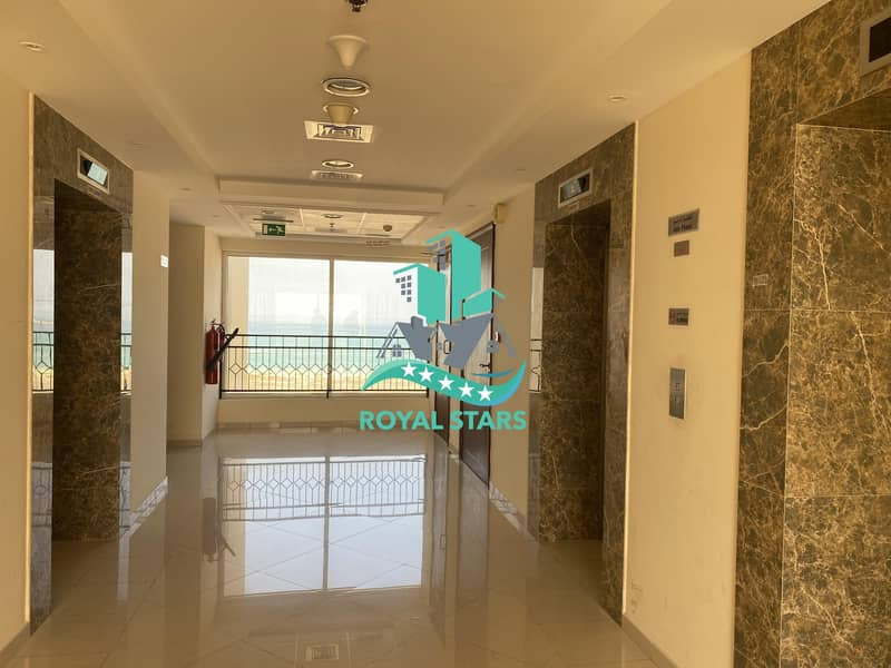 10 Amazing Sea View Studio Apartment in the Royal Breeze Residence with Calm and Friendly Atmosphere