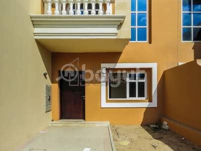 فیلا 4 غرف نوم للايجار في قرية جميرا الدائرية، دبي - 000 4-Chqs BEAUTIFUL 4 B/R With Maid Room With Private  Garden