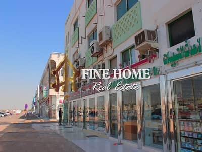 Building for Sale in Baniyas, Abu Dhabi - Commercial Building |10 Shops |4 Apt | 28 Offices