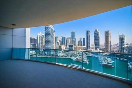 Spacious | Full Marina View | Vacant